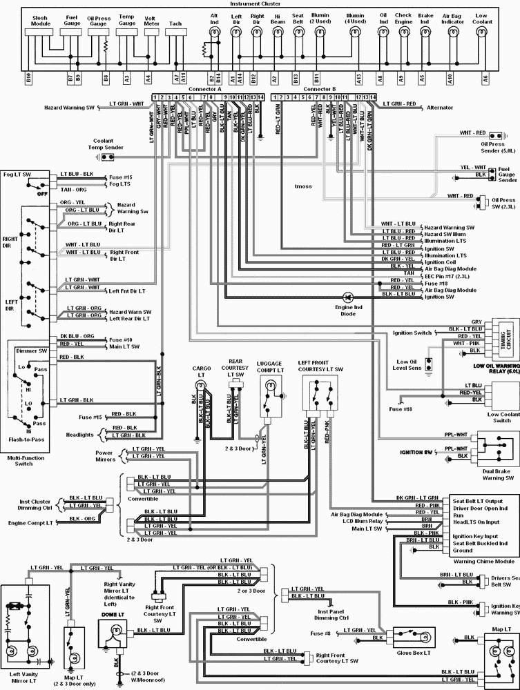 International Truck Wiring, International Truck Wiring Diagram